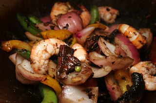 Easy wok shrimp recipes